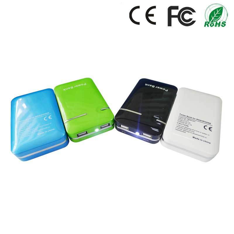 power bank оптом 6600 mah внешний аккумулятор 012