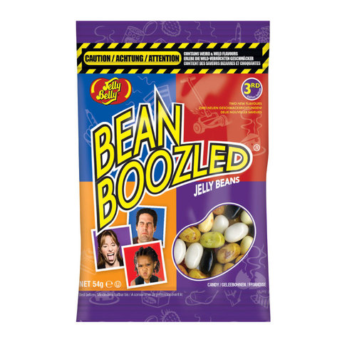 Bean Boozled Jelly Belly (54 гр.)
