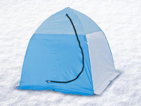 Палатка зимняя СТЭК Классика (1-местная) алюминиевая звезда