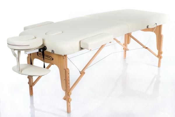 Массажный стол RESTPRO VIP 2 Cream (EU) фото