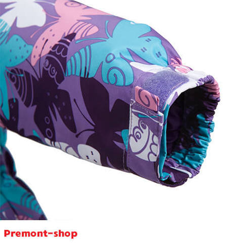 Рукав комплекта Premont для девочки Симфония Онтарио S18142