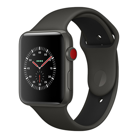 Apple Watch Edition 42mm GPS + Cellular Grey