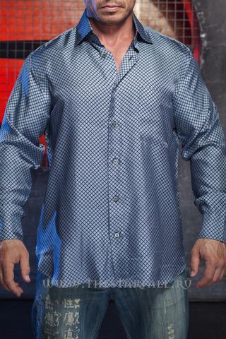 Рубашка мужская Brioni шелковая 1203