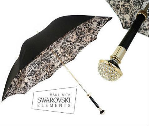 Зонт-трость Pasotti 1708-2439 Swarovski
