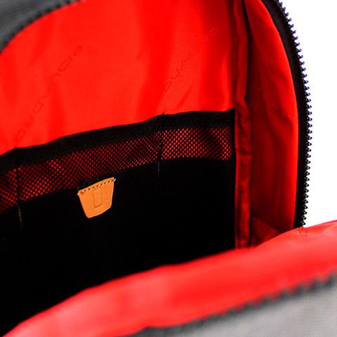 Рюкзак однолямочный Piquadro Blade CA4536BL/GR, gray, фото 7