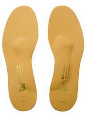 Стельки для модельной обуви с каблуком выше 4 см