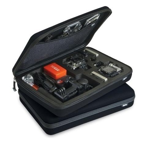 Кейс большой SP POV Case Large GoPro-Edition black