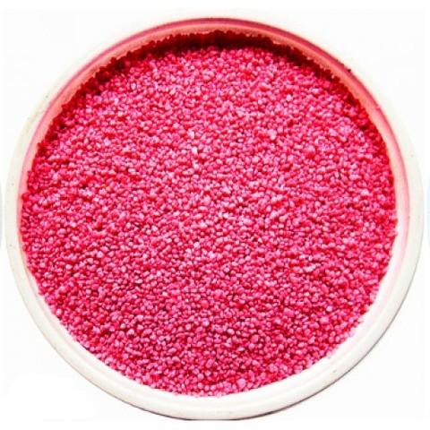 Кварцевый песок, розовый