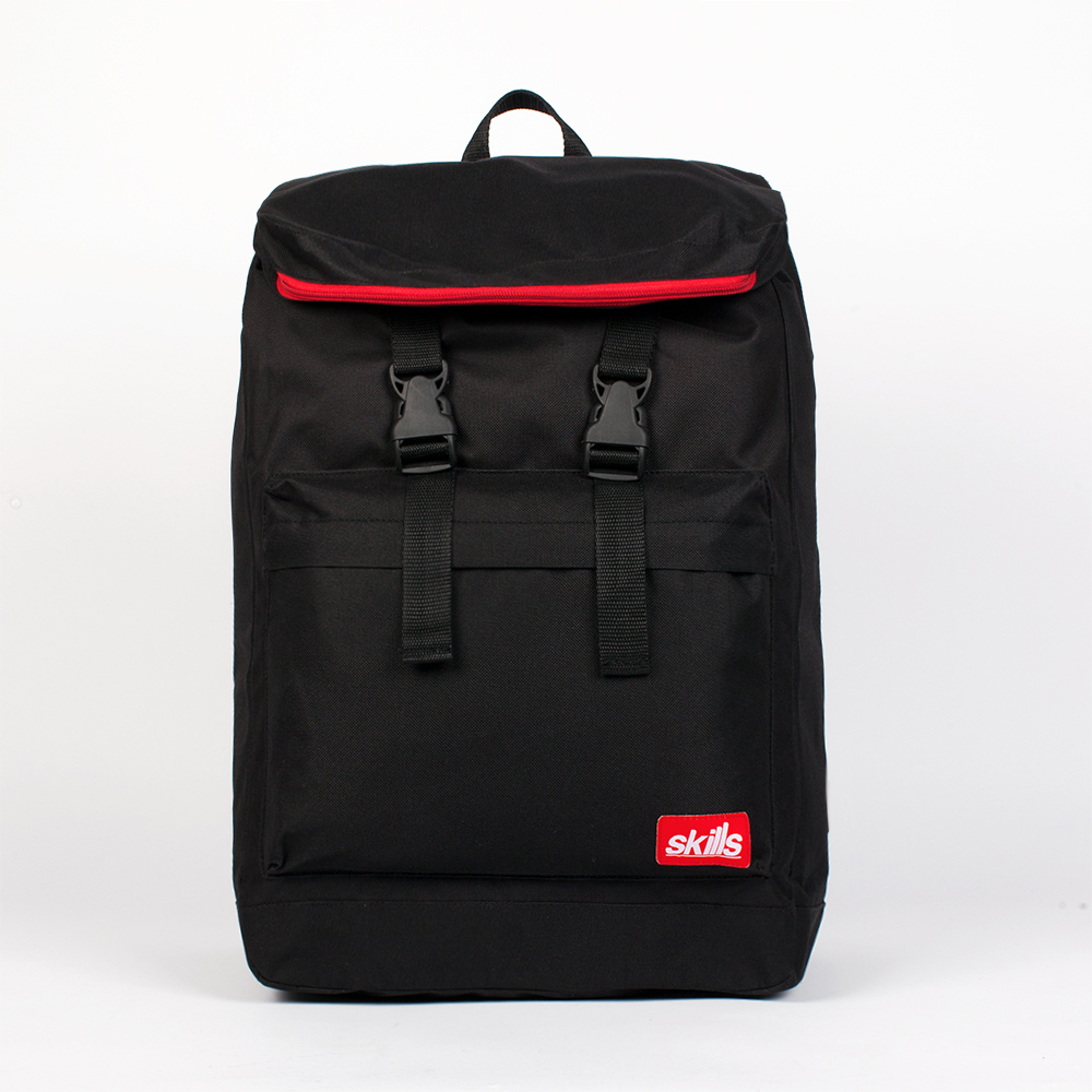 Рюкзак SKILLS Scout Backpack Black