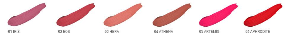 Жидкая кремовая помада Art Touch Liquid Lipstick, Athena