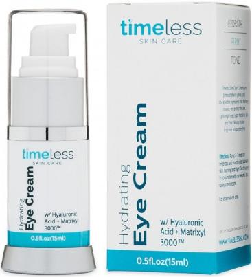 Timeless Skin Care Hydrating Eye Cream увлажняющий крем для век 15 мл