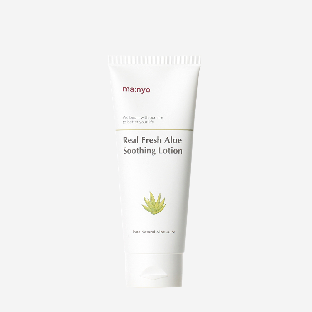 Картинки по запросу REAL FRESH ALOE SOOTHING LOTION MANYO
