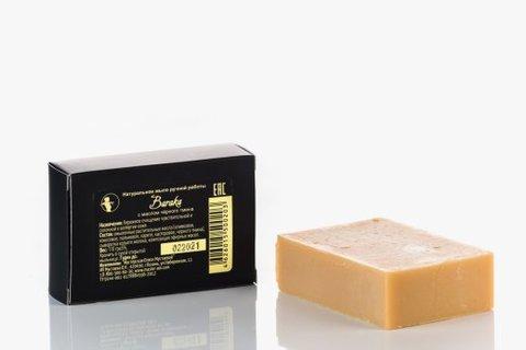 Мыло с маслом черного тмина Барака, Мастерская Олеси Мустаевой
