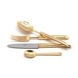 Набор полированный 24 пр CARRE GOLD, артикул 9131, производитель - Cutipol