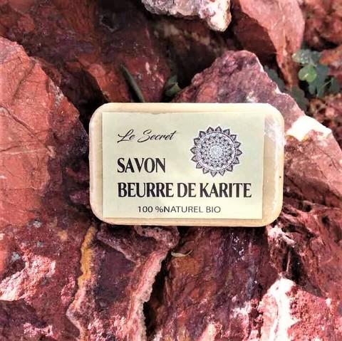 LS Savon Beurre de Karite 100 gr