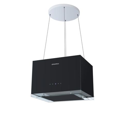 Кухонная вытяжка Maunfeld BOX ROPE (Isla) 50 черная
