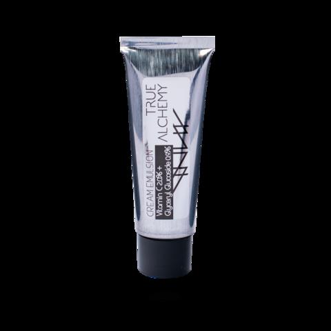 Cream Emulsion Vitamin C 2.0% + Glyceryl Glucoside 0,9%, крем для лица . 30 мл (TRUE ALCHEMY)