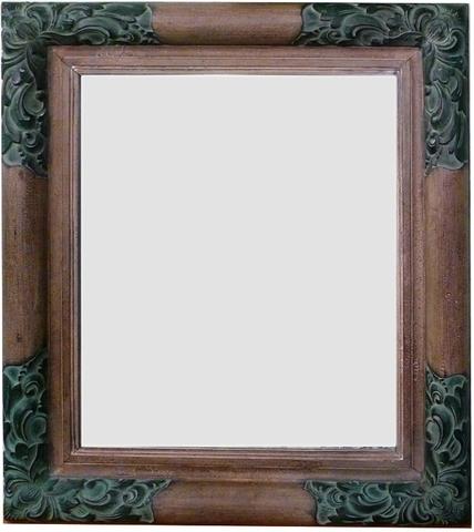 """Зеркало """"Листок"""""""