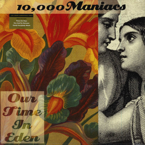 10,000 Maniacs / Our Time In Eden (LP)