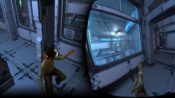 Мега - Шутер виртуальной реальности