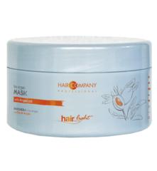 HAIR COMPANY Hair Light Маска с био-маслом арганы 500мл