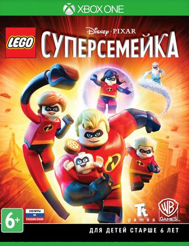 Microsoft Xbox One LEGO Суперсемейка (русская версия)