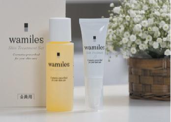 Набор косметический Wamiles Skin Treatment Set