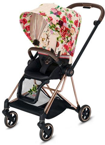 Прогулочная коляска Cybex Mios Spring Blossom