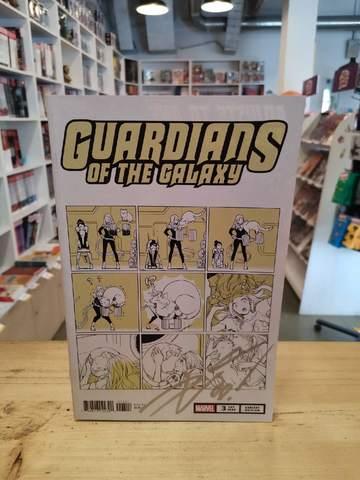 Guardians of the Galaxy #3 (c автографом Donny Cates)