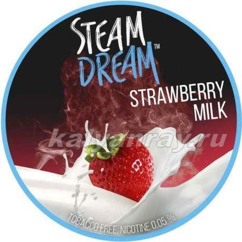 Steam Dream - Клубничное молоко