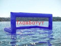 Надувные ворота для водного поло