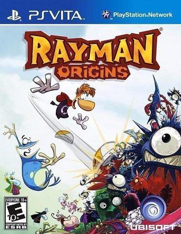 Sony PS Vita Rayman Origins (русская полиграфия)