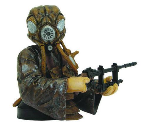 Star Wars Gentle Giant Zuckuss Mini Bust Bounty Hunters Empire Strikes Back