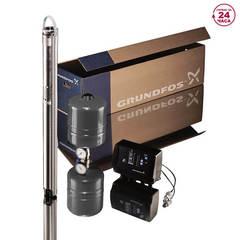 Скважинный насос Grundfos SQE 2-85 комплект