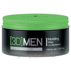 Schwarzkopf 3D Mension Mold Wax - Моделирующий воск для волос
