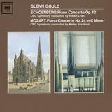 Glenn Gould / Schoenberg: Piano Concerto, Op. 42, Mozart: Piano Concerto No. 24 In C Minor (LP)