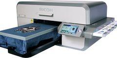 Принтер для печати на текстиле Ricoh Ri 3000