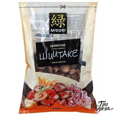 Грибы сушеные Шиитаке 150 гр