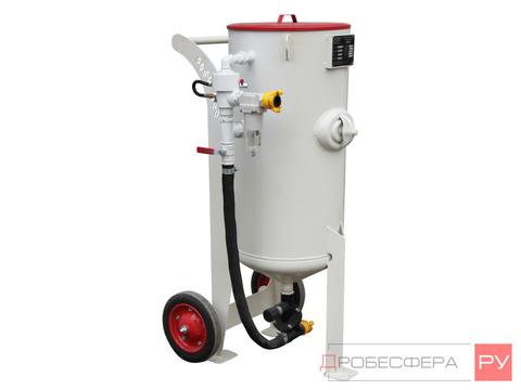 Пескоструйный аппарат DSMG-200 литров