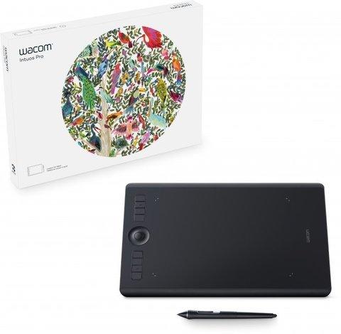 Графический планшет Wacom Intuos Pro Medium PTH-660-N