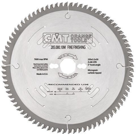 Диск пильный CMT 300x30x3,2/2,2 5° 15° ATB Z=96 CMT 285.096.12M