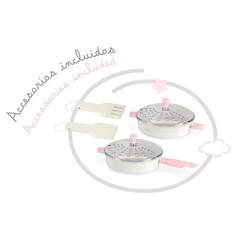 DeCuevas Кухонный центр для куклы с аксессуарами серии