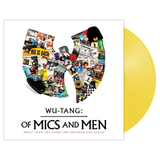 Soundtrack / Wu-Tang: Of Mics And Men (Coloured Vinyl)(12' Vinyl EP)