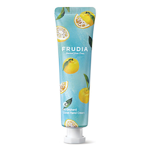 Frudia Крем для рук c лимоном Squeeze Therapy Citron Hand Cream 30г