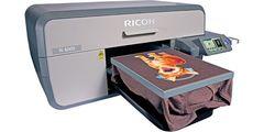 Принтер для печати на текстиле Ricoh Ri 6000