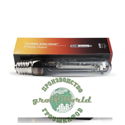 ДНаТ лампа GIB Lighting Flower Spectrum XTreme Output 250w