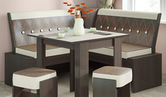 Кухонный уголок со столом Кантри-мини Т2