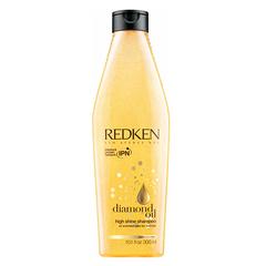 Redken Diamond Oil High Shine Shampoo - Шампунь обогащенный маслами для тонких волос