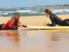 Португальский серфинг и размещение в Double с завтраками