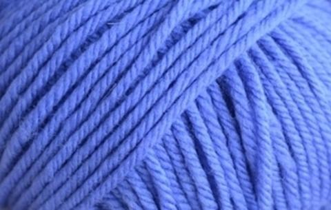 Пряжа FibraNatura Inca синий 43019